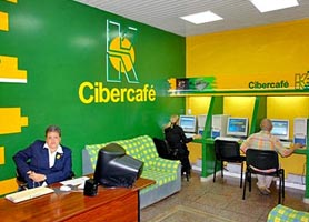 Hotel Kholy Havana Cybercafe