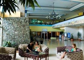 Hotel Neptuno Triton Havana lobby