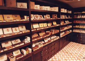 Hotel Palco Havana Cigar store