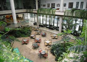 Hotel Tryp Habana Libre Havana lobby