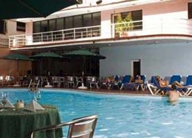 Hotel Vedado Havana pool
