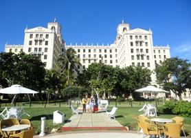 hotel nacional de cuba garden